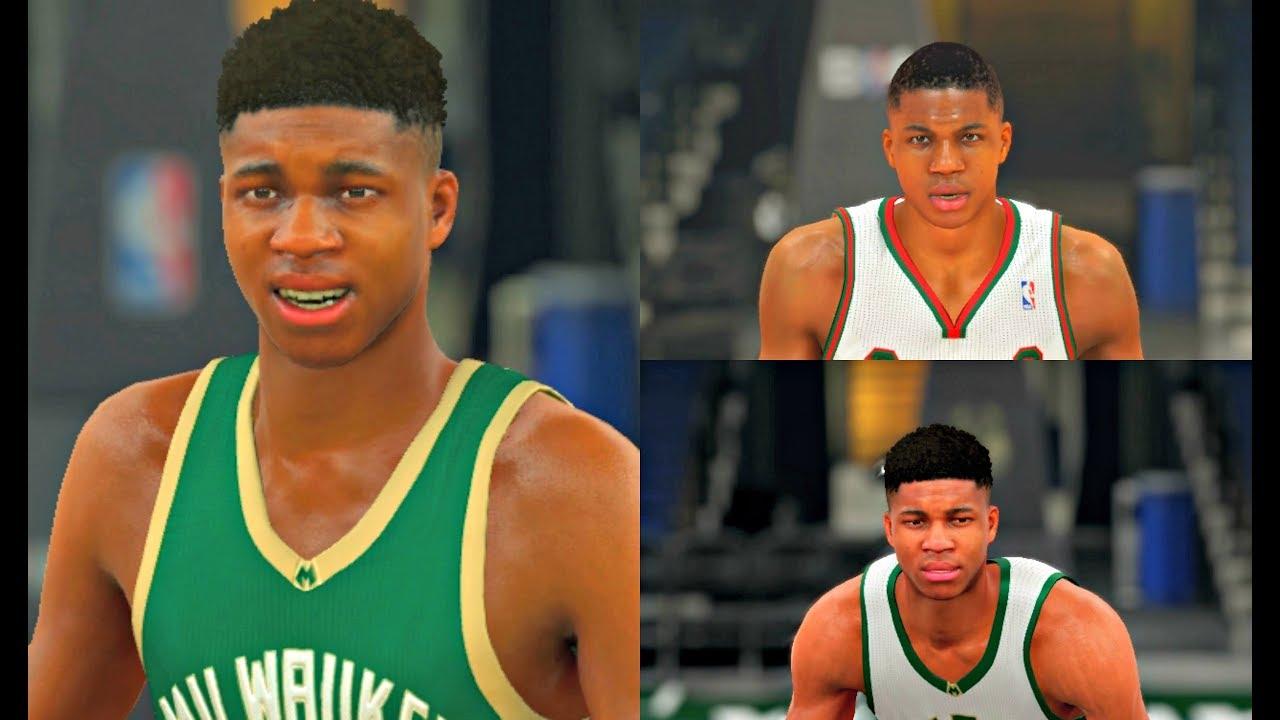 Giannis Antetokounmpo Player Progression from NBA 2K14 to ... Jabari Parker Nba 2k14