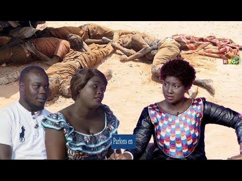 PARLONS EN  -Des rescapés guinéens de l'enfer Libyen: Esclavage, viols, kidnapping, assassinats...