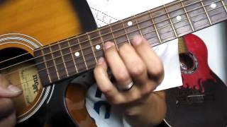 Libre soy barak tutorial guitarra