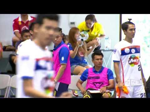 AIS Futsal Thailand League 2016 | กรมทางหลวง 2-2 การท่าเรือ 30/07/2016