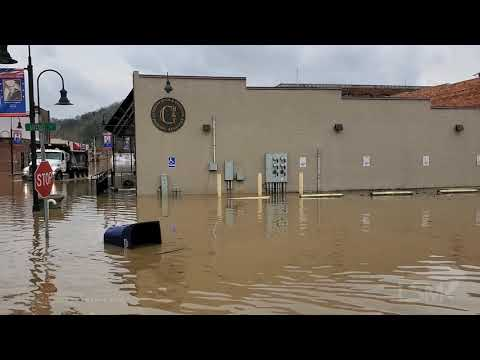 03-01-2021 Beattyville, KY Major flooding