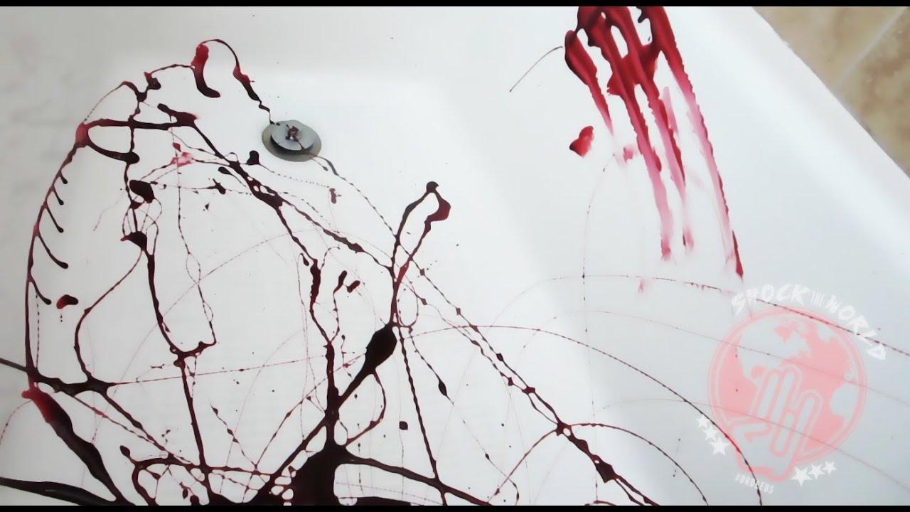 MAKE FAKE BLOOD - HOW TO PRANK - YouTube