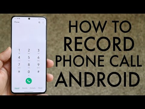 How To Record Phone Calls On ANY Android Phone! (2020)