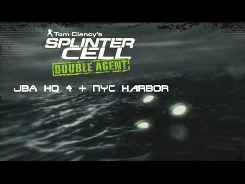 WWSFD: JBA HQ 4 & NYC Harbor (Splinter Cell Double Agent)