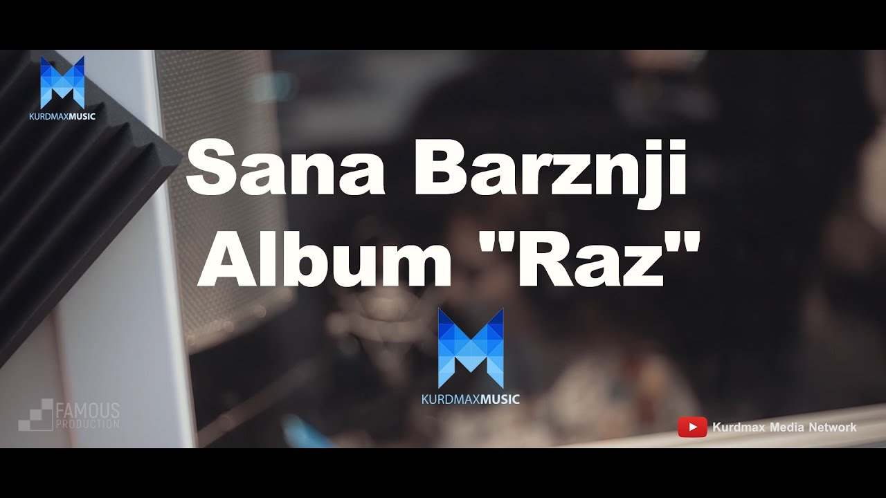Sana Barzanje - Raz Album / Teaser part 1 Kurdmax Music