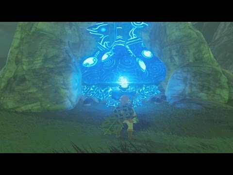 How to Carry the Blue Flame - Locked Mementos - Zelda Breath of the Wild