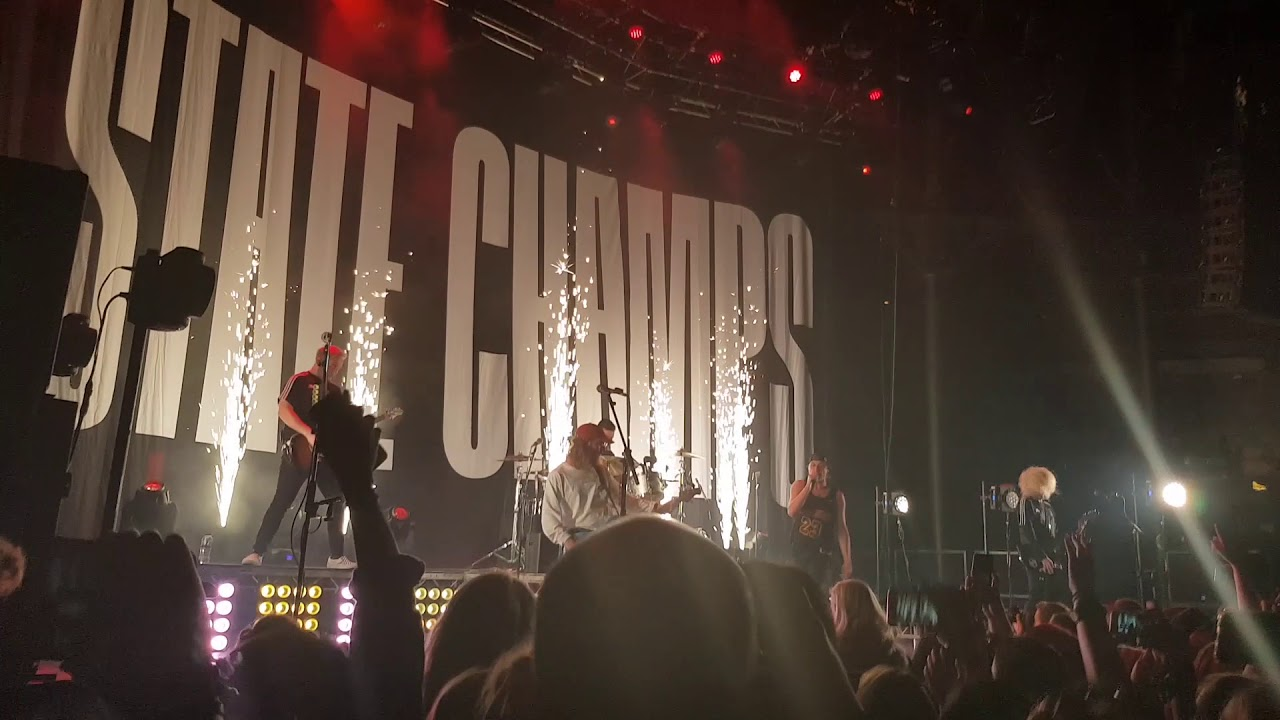 State Champs, Seaway, Stand Altantic and Woes LIVE at The Roundhouse 2018