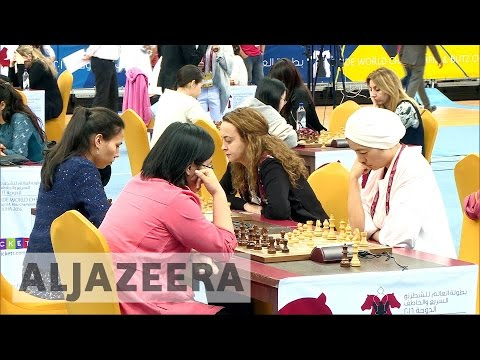 Women's chess: Gaining ground on male counterparts