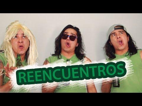 LOS REENCUENTROS | EzraHoward