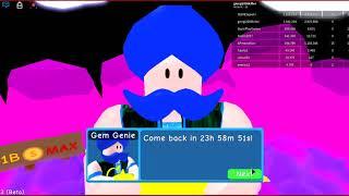 Roblox Bubble Gum Simulator unlocking New Layer - Zen