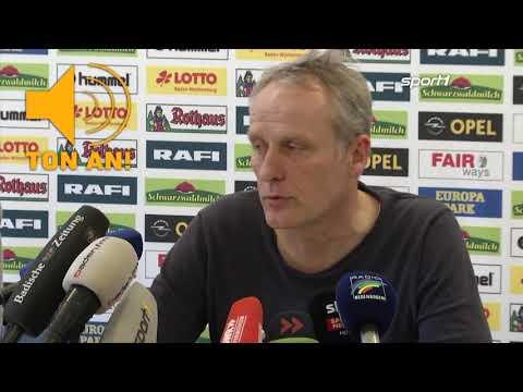 Best of Christian Streich Pressekonferenzen | SC Freiburg