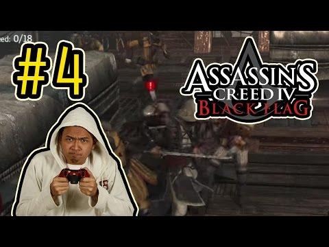 Ayo Main Assassin's Creed BLACK FLAG (4)! - Sage Yang Kutu Kupret & Kembali Ke Laut