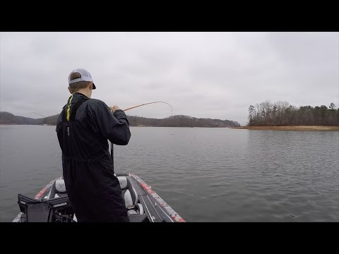 Hooked Up on Lake Hartwell