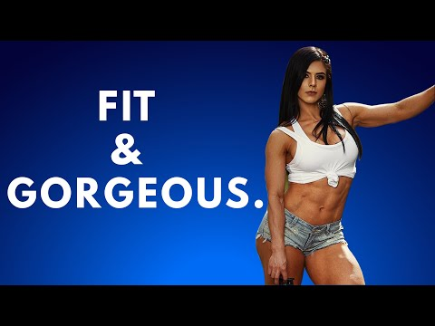 Top 10 most Gorgeous and Fittest girls from the world of fitness