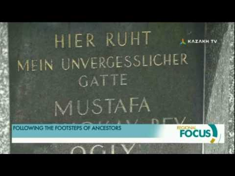 More Than A Hundred Names Of Kazakh Soldiers Found In The German Memorial Complex