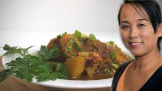 Chinese Pumpkin Stew Recipe (Chinese Vegetarian Stew Recipe)