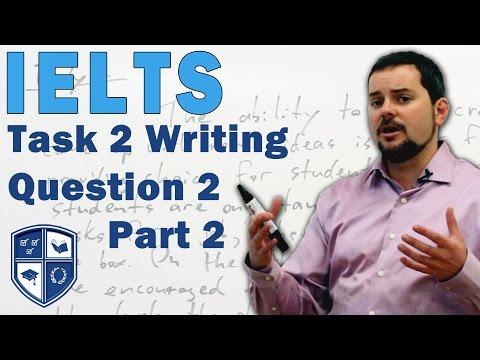 essay topics for ielts writing task 2 strategies