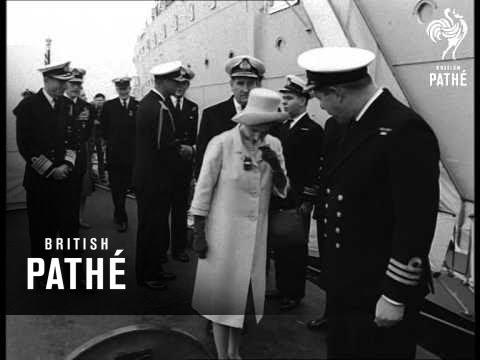 Queen Reviews Fleet (1965)