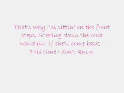 baby's gotten good at good bye lyrics