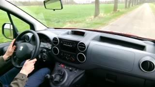Proefrit Peugeot Partner Tepee 1.6 VTi XR 2011