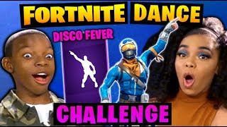 FORTNITE DANCE CHALLENGE!