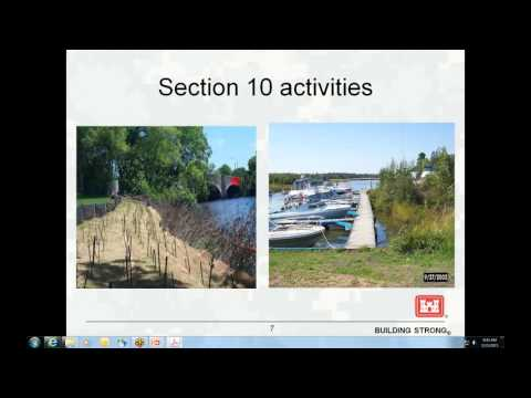 US Army Corps of Engineers Regulatory Process in Wisconsin