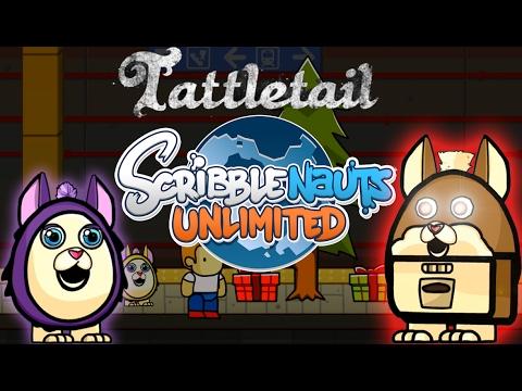 Scribblenauts Unlimited 213 Tattletail Characters