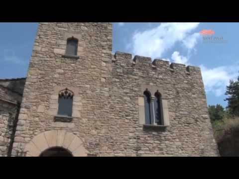 El Castell i Monestir de Sant Llorenç del Munt