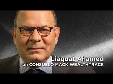 Ahamed: Powerful Central Bankers