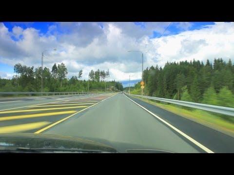 Road trip - Finland, Ylöjärvi - Kuru