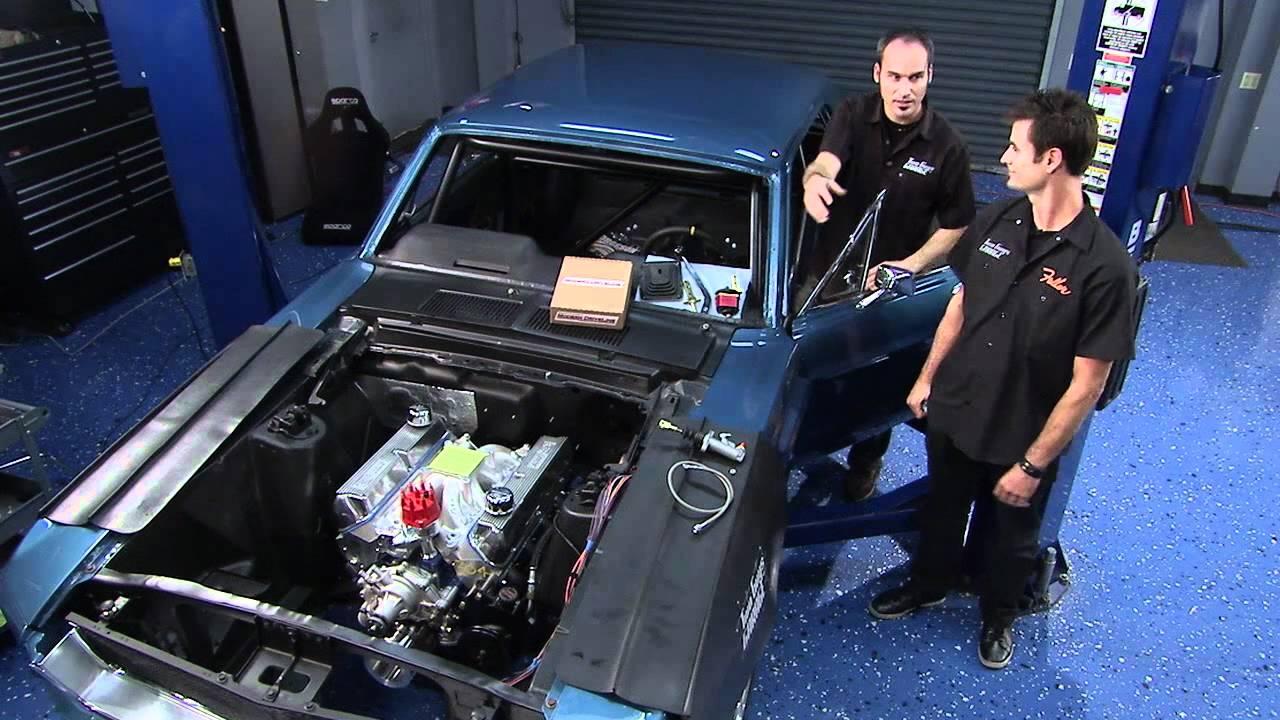 Modern Driveline Two Guys Garage Tko Install Youtube Chevy Truck Clutch Linkage Diagram 1967 Camaro