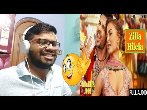 Zilla Hilela - Jabariya Jodi Reaction | Sidharth Malhotra & Elli AvrRam | Tanishk Bagchi Mp3