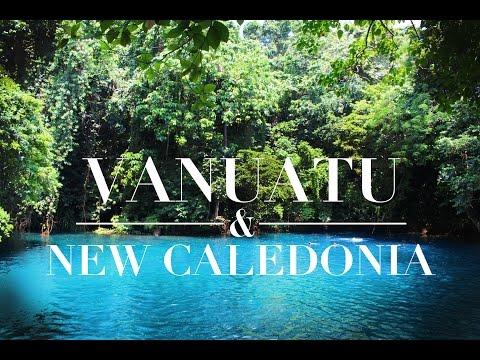 Vanuatu & New Caledonia - GoPro
