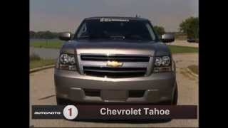 Top 5 Large SUVs 2013 | AutoMotoTV