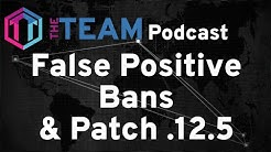 False Positive Bans & Patch .12.5 Ft. Tweak - The Team Podcast - Escape from Tarkov