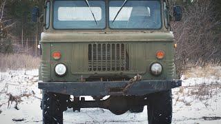 Лучше Хаммера, дешевле УАЗа? ГАЗ 66 - легенда СССР!