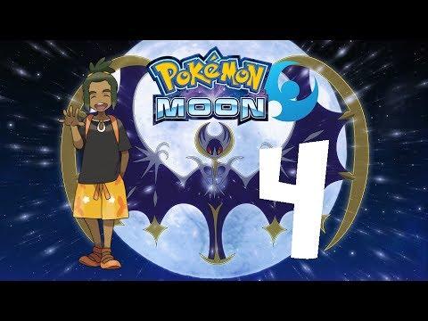 Pokémon Moon 4- HAU'OLI CITY AND MORE!