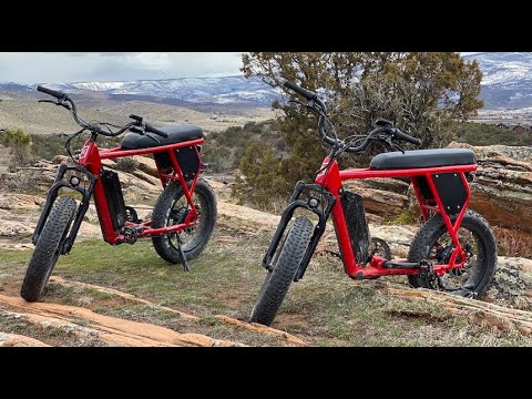 Camp Scrambler Juiced Bikes UPDATED: Review / Thoughts After 1 Year 2020