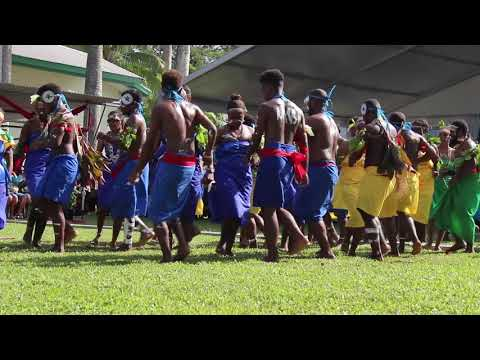 NMSA Representing Solomon islands USP Open Day 2018  Laucala,Suva Fiji
