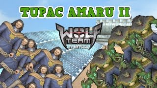 Wolfteam Yeni Gelen Karekter Tupac Amaru Oynayış [HD]