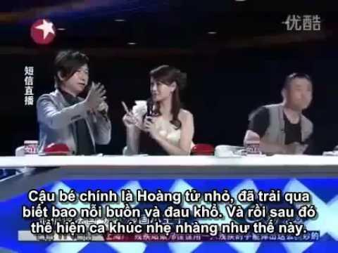 Eej in the dream - China's Got Talent - Bài hát cảm động - phụ đề tiếng Việt