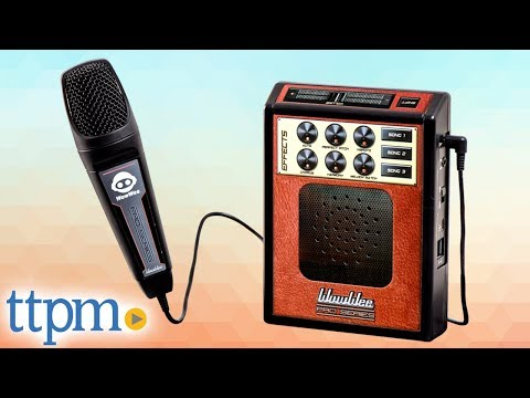 Paper Jamz Pro Series Mic from WowWee