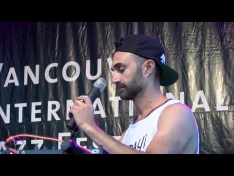 Delhi to Dublin | Vancouver Jazz Fest 2016