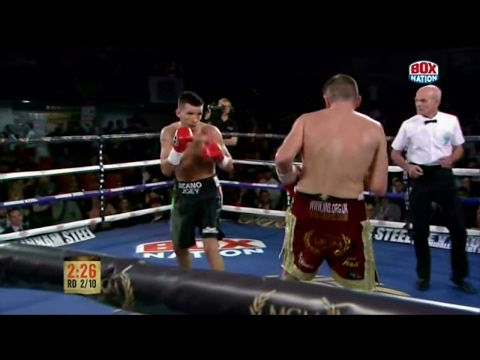 Peter McDonagh vs Dean Byrne Charles LcStovall