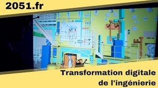 La transformation digitale de l'ingénierie