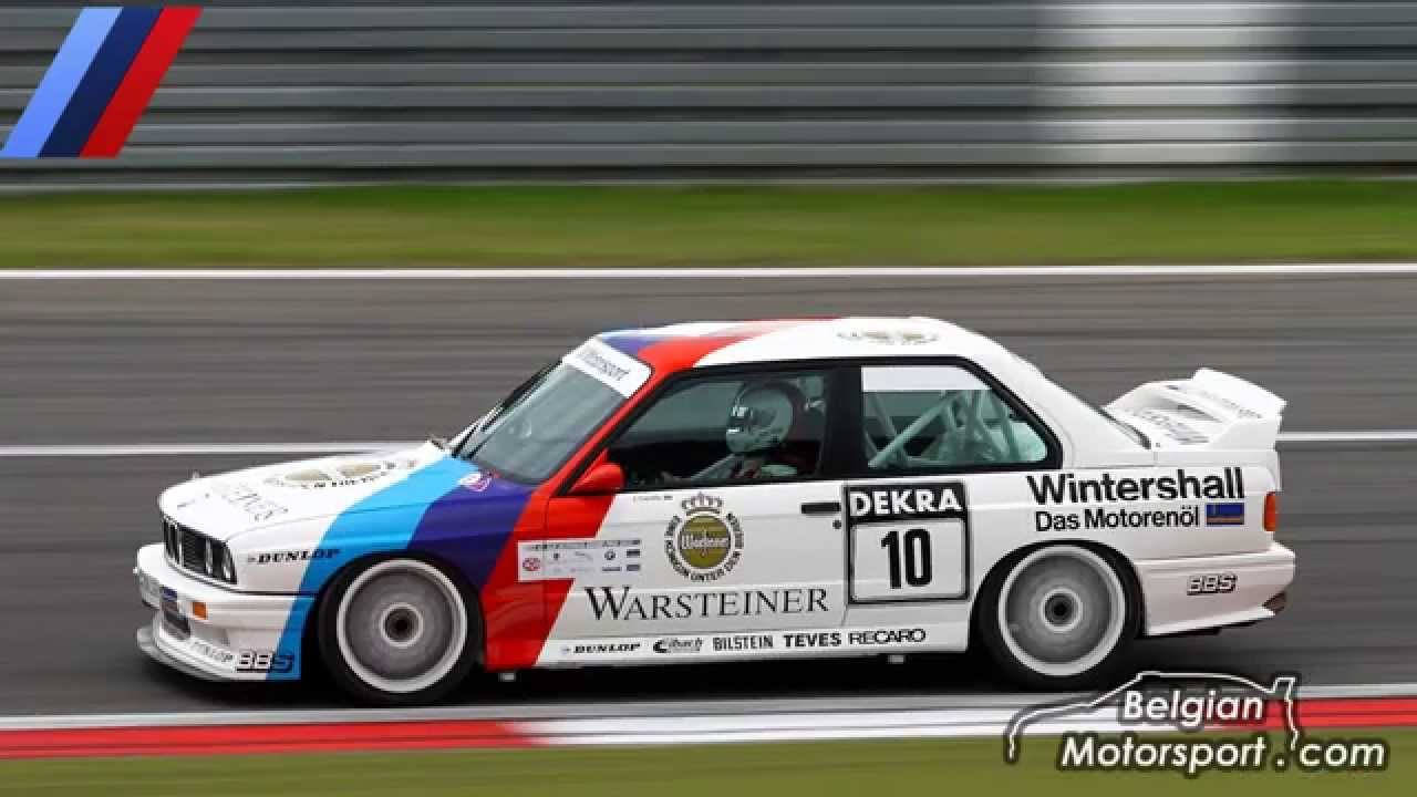Bmw E30 M3 Specs >> BMW E30 M3 DTM & Group A race / rally sound compilation - YouTube