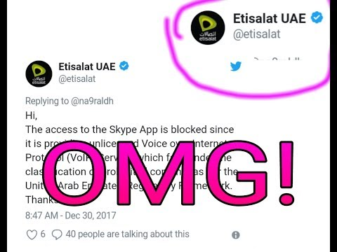 PROOF THAT VPN IS LEGAL IN UAE(SIGNED BY ETISALAT)