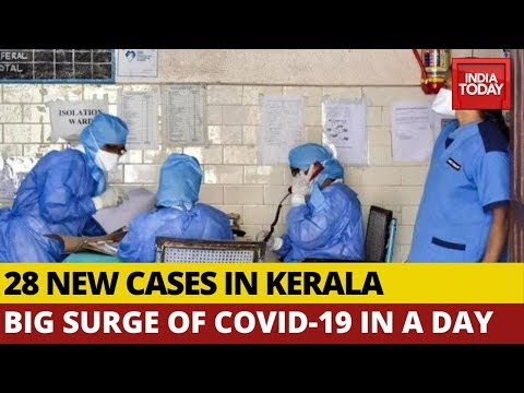 Coronavirus Crisis: 28 Fresh Cases Reported In A Day In Kerala, Total Positive Climbs To 91