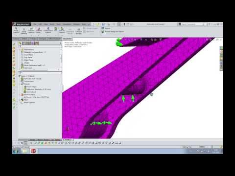 IPOCON41 - FEM Analyse Perforator Hendel