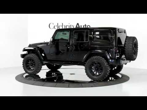 2011 Jeep Wrangler Unlimited Youtube